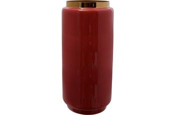 Kayoom Vase Art Deco 455 Koralle /  Gold