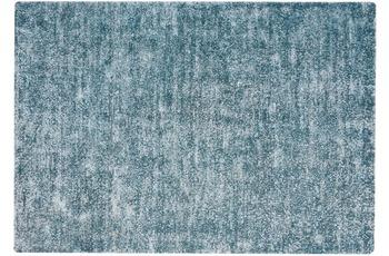 Kayoom Teppich Etna 110 Petrol 160 x 230 cm