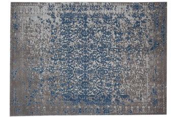 Kayoom Teppich Sunny 310 Beige /  Blau