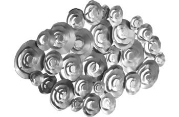 Kayoom Wanddeko Domizil 225 Silber
