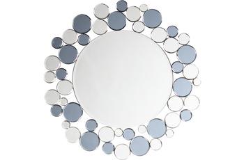 Kayoom Wandspiegel Bubble 1925 Silber /  Grau