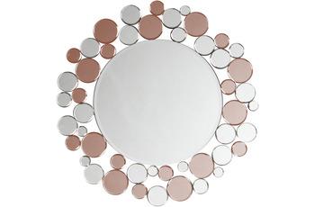 Kayoom Wandspiegel Bubble 1925 Silber /  Rosé