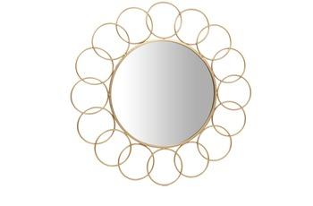 Kayoom Wandspiegel Creolo 110 Gold