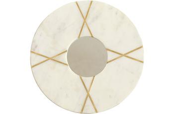 Kayoom Wandspiegel Dexter 125 Weiß