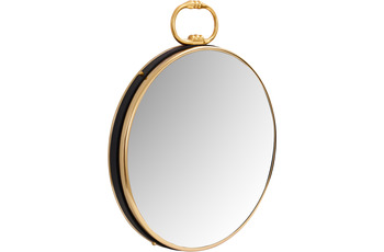 Kayoom Wandspiegel Eleganca 425 Gold /  Schwarz