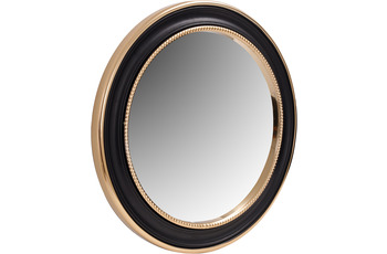 Kayoom Wandspiegel Eleganca 625 Gold /  Schwarz