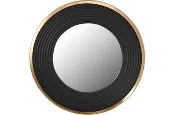 Kayoom Wandspiegel Eleganca 825 Gold /  Schwarz