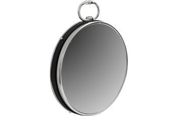 Kayoom Wandspiegel Eleganca 925 Silber /  Schwarz