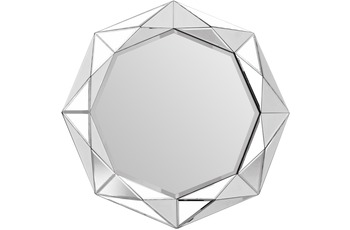 Kayoom Wandspiegel Herakles 1010 Silber