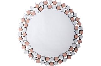 Kayoom Wandspiegel Mosaic 1825 Silber /  Rosé