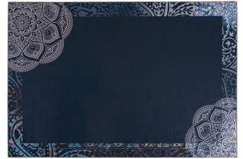 Kenda Sand Teppich Medley 125 Multi /  Blau