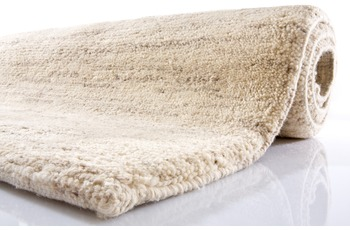 Tuaroc Kenitra Berberteppich 15/ 15 double 101 990 meliert 150 cm rund