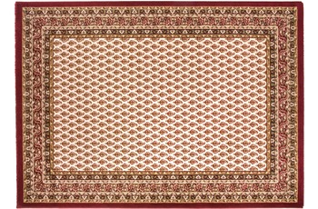 Keshan Super 306 beige-rot 160 x 230 cm