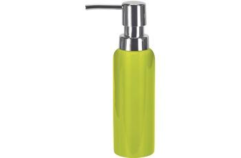 Kleine Wolke Accessoires Seifenspender Pur Shiny, Maigrün 5,0 x 18,0 cm