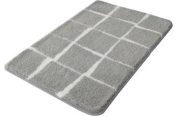 Kleine Wolke Badteppich Carat Nebel 55x 60 cm