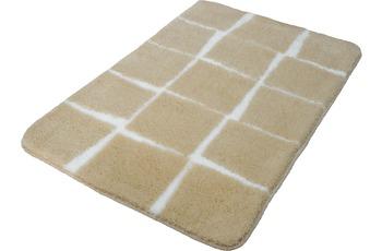 Kleine Wolke Badteppich Carat, Sandbeige