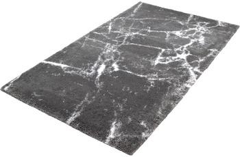 Kleine Wolke Badteppich Como, Platin 60 x 100 cm