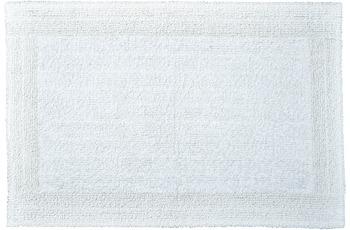 Kleine Wolke Badteppich Cotone Schneeweiss 47 cm x 50 cm Deckelbezug