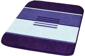 Kleine Wolke Badteppich, Deco, Dunkelblau 47 x 50 cm Deckelbezug
