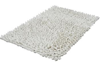 Kleine Wolke Badteppich Falbala, Nebel 60x90 cm
