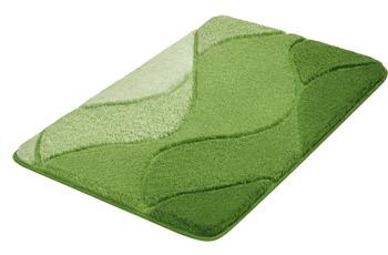Kleine Wolke Badteppich Fiona Distel 55x 50 cm WC-Vorleger mit Ausschnitt