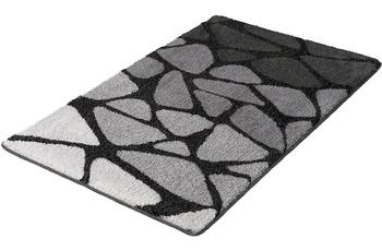 Kleine Wolke Badteppich Inspire, Schiefer 60x100 cm