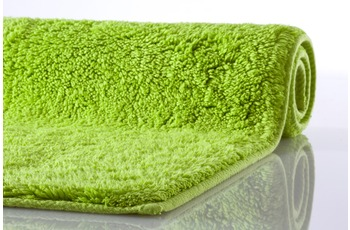 Kleine Wolke Badteppich Kansas Grün 80 cm x 140 cm