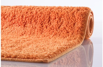 Kleine Wolke Badteppich Kansas Orange
