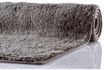 Kleine Wolke Badteppich Kansas Schiefer 120 cm x 70 cm