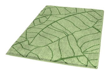 Kleine Wolke Badteppich Kingston, Linde 60x100 cm