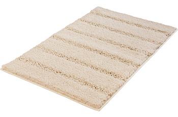 Kleine Wolke Badteppich Monrovia, Sandbeige 60x100 cm