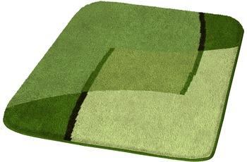 Kleine Wolke Badteppich Ravenna, Minze 100 cm x 60 cm
