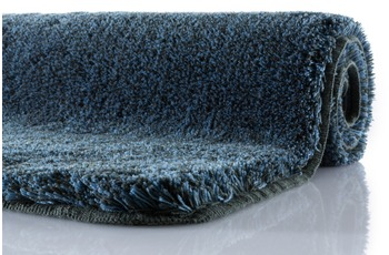 Kleine Wolke Badteppich Relax, Iceblue 85x150 cm