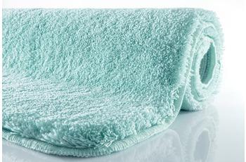 Kleine Wolke Badteppich Relax, Salbeigrün 85x150 cm