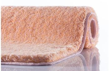 Kleine Wolke Badteppich Relax, Salmon 85x150 cm