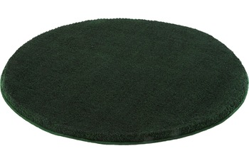 Kleine Wolke Badteppich Relax, Tanne 100 cm rund