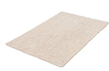 Kleine Wolke Badteppich Rico Sandbeige 60 cm x 90 cm