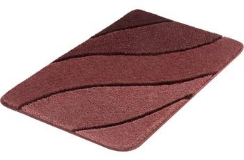Kleine Wolke Badteppich Serenade, Rouge 80x140 cm