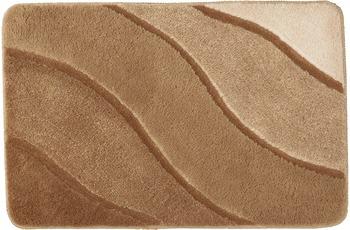 Kleine Wolke Badteppich Serenade, Taupe 80x140 cm