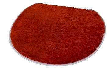 Kleine Wolke Badteppich Soft, Chili 47 x 50 cm Deckelbezug