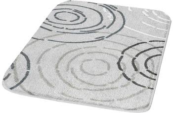 Kleine Wolke Badteppich Splash Nebel 70 cm x 120 cm