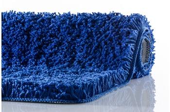 Kleine Wolke Badteppich Trend Kobaltblau 90 cm x 60 cm