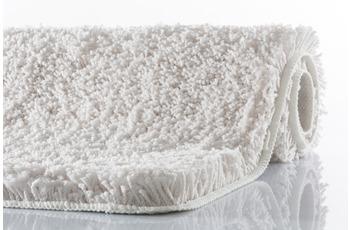 Kleine Wolke Badteppich Trend Weiß 55 cm x 65 cm
