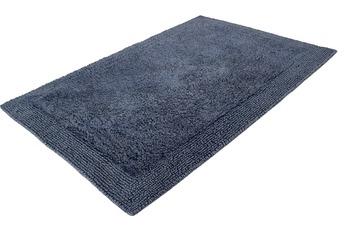 Kleine Wolke Badteppich Turin, Jeansblau