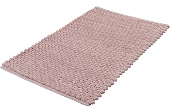 Kleine Wolke Badteppich Willow Old Rose 60x 60 cm
