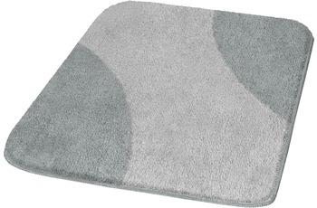 Kleine Wolke Badteppich Xanten Anthrazit 60 cm x 90 cm