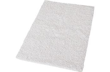 Kleine Wolke Badteppich Zagreb Weiss 65 cm x 115 cm