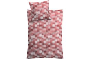Kleine Wolke Bettwäsche Dany Rot