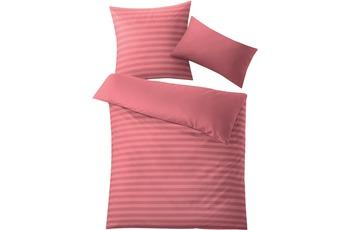 Kleine Wolke Bettwäsche Daphnis, rouge