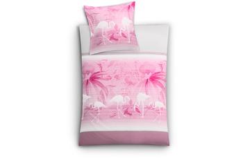 Kleine Wolke Bettwäsche Flamingo, Cassis